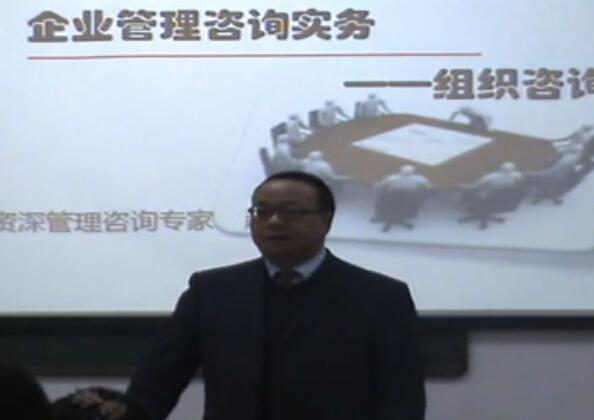 赵云龙:企业管理咨询实务
