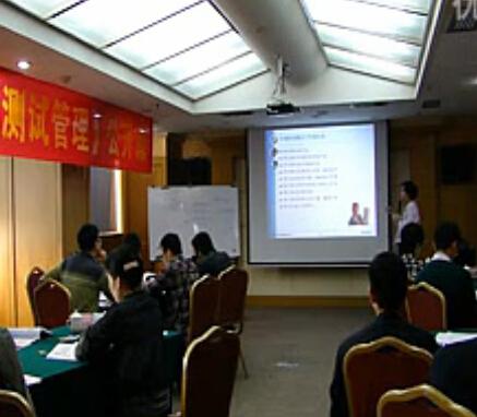 杨学明《产品测试管理》公
